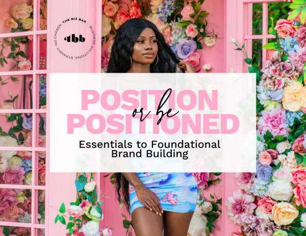 Position or be Positioned - Digital